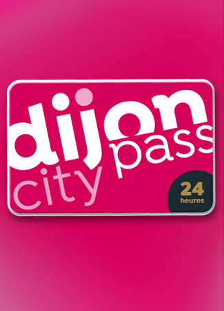 Dijon City Pass 24h