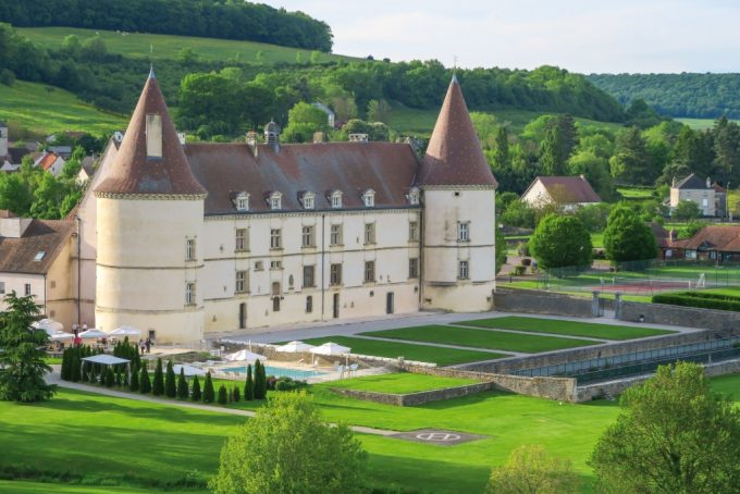 0—Chateau-de-Chailly