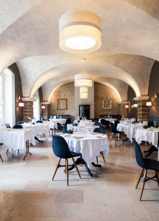 Château de Saulon – Restaurant Deux Rivières