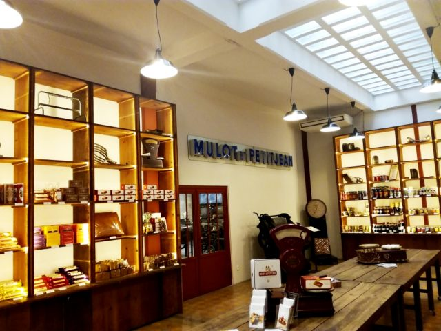 La fabrique de pain d'épices Mulot & Petitjean - 0