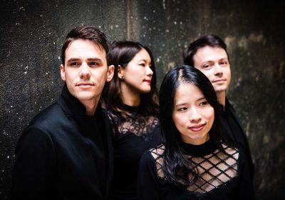 Philippe Cassard & Quatuor Hermès |Haydn, Franck