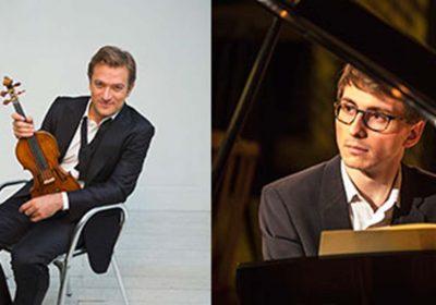 Renaud Capuçon & Guillaume Bellom |Fauré, Saint-Saëns, Ravel