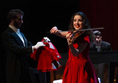 Le Petit Chaperon rouge |Georges Aperghis