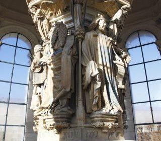 Le Puits de Moïse et la Chartreuse de Champmol - 3