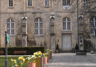 Musée archéologique de Dijon – ancienne abbaye Saint-Bénigne - 3