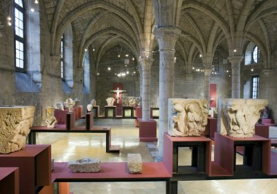 Musée archéologique de Dijon – ancienne abbaye Saint-Bénigne - 4