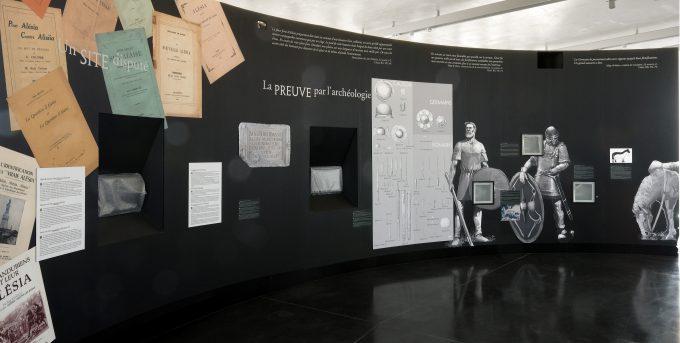Centre d'interprétation du MuséoParc Alésia - 3