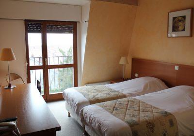 Hôtel Castel Burgond - 2