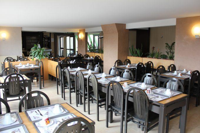 Petit-déjeuner Hôtel Castel Burgond