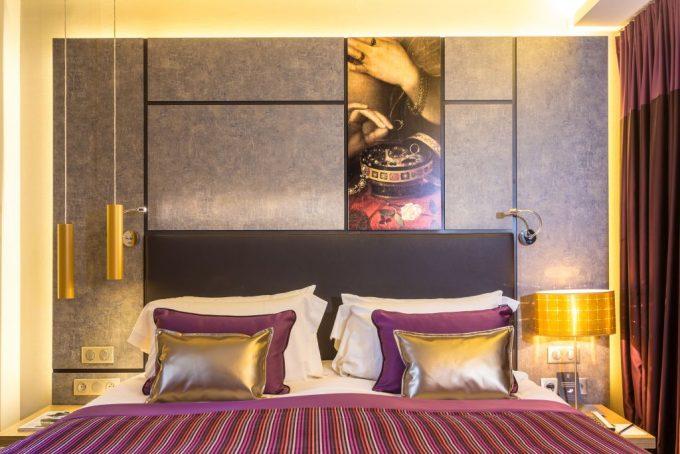 Grand hotel de la Cloche à Dijon – sept 2014
