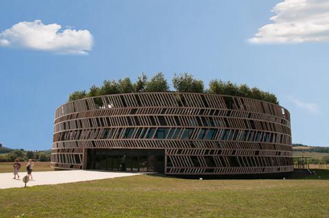 Centre d'interprétation du MuséoParc Alésia - 12