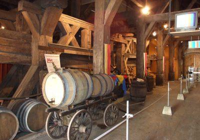 Pressoirs des ducs de Bourgogne - 1