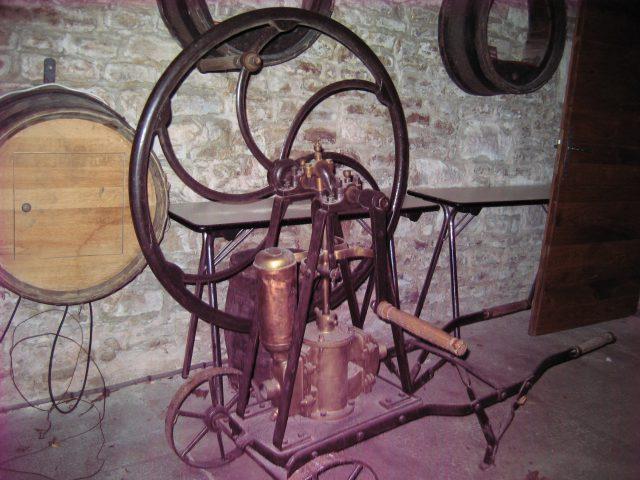 Pressoirs des ducs de Bourgogne - 2