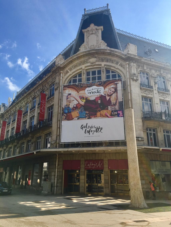 Galeries Lafayette at DIJON - Tourist Office Dijon Métropole