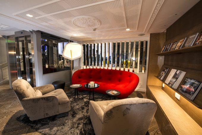 Vertigo Hôtel & Spa NUXE - 12