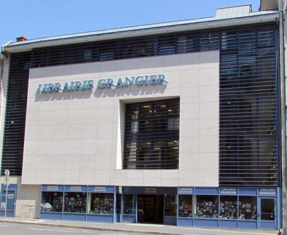 Librairie Papeterie Grangier - 0