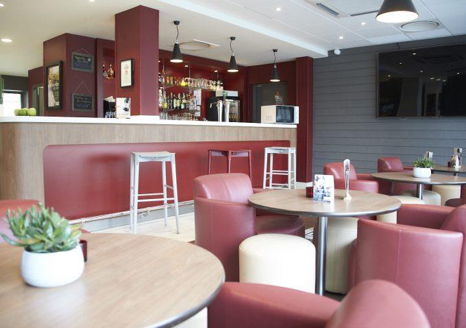 Bar Lounge Campanile Dijon Clemenceau - 0