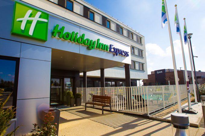 Holiday Inn Express Dijon - 0