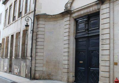 Hôtel Bretagne de Blancey