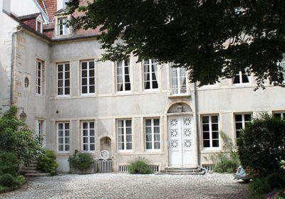 Hôtel Jehanin de Chamblanc (ou d'Arviset)
