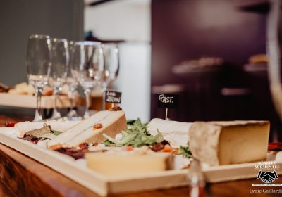 Atelier Vins et Fromages de Bourgogne