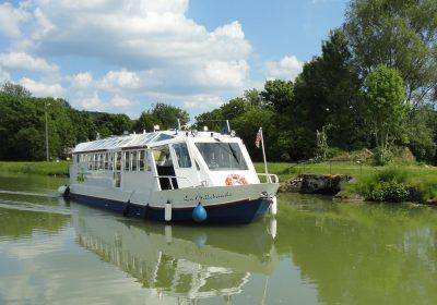 Bateau promenade La Billebaude (Cap Canal) - 0