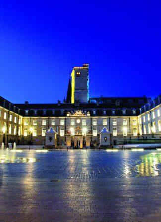 Palais des ducs et des États de Bourgogne