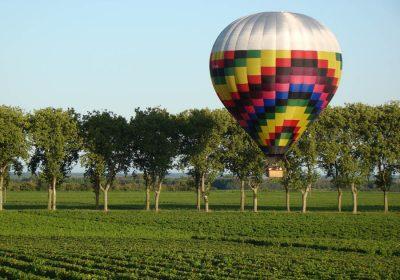 Air Escargot – Vols en montgolfière - 1
