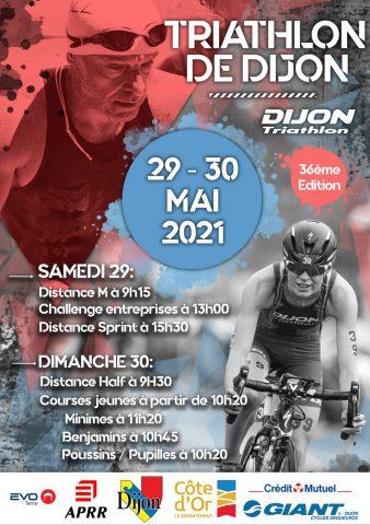 35ème triathlon de Dijon - 0