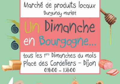 Un Dimanche En Bourgogne et le Marché des Créateurs