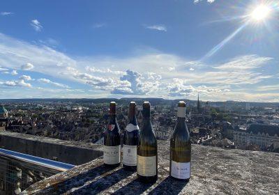 l'Atelier vins au sommet