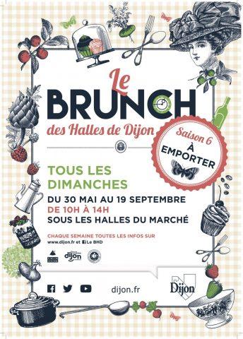 Le Brunch des Halles de Dijon - 1