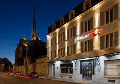 Hostellerie du Chapeau Rouge - 1