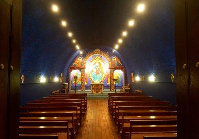 Crypte Notre-Dame d'Éphèse de l'église Saint-Bernard - 0