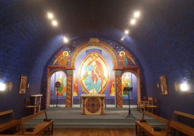 Crypte Notre-Dame d'Éphèse de l'église Saint-Bernard - 1
