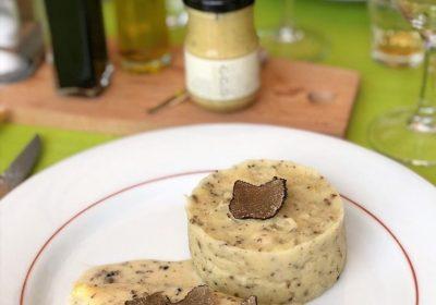 Démonstration de cavage et déjeuner chaud tout à la truffe By L'Or des Valois - 1