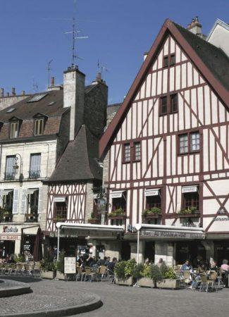 Dijon découverte