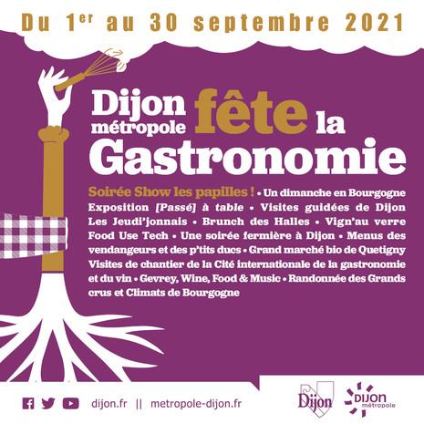 Dijon Métropole fête la gastronomie ! - 0