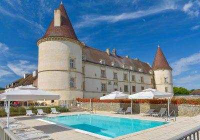 Hôtel Golf Château de Chailly - 1