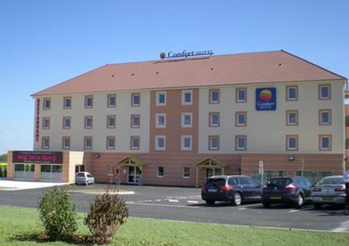Comfort Hôtel - 0