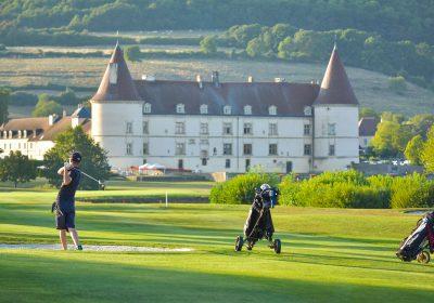 Hôtel Golf Château de Chailly - 9