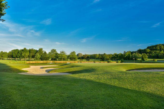 Golf Hole 9 b