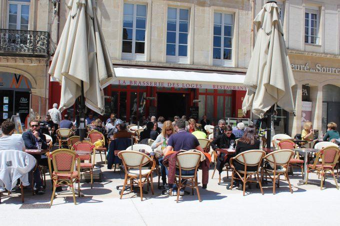 La Brasserie des Loges - 0