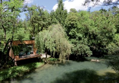La Cabane – Domaine Pont-Roche & Spa