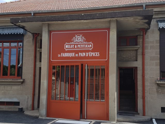 La Fabrique de Pain d'épices – Entree CMulotpetitjean