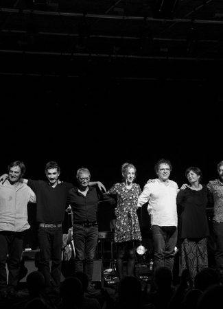Concert de rentrée du Bistrot de la Scène : Frédérique Carminati, Jean-Claude Pouyet & friends