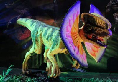 Le Monde des Dinosaures - 1
