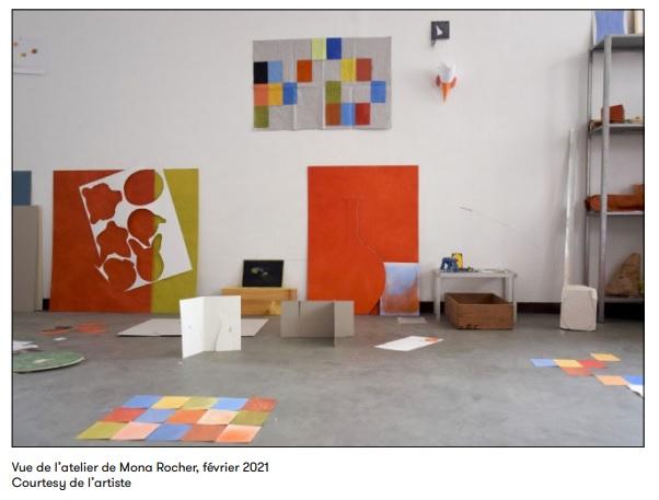 Exposition « LA VEILLÉE » – MONA ROCHER - 0