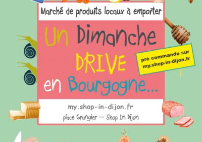 Un Dimanche en Bourgogne – Marché dominical – Promotion de produits locaux - 2