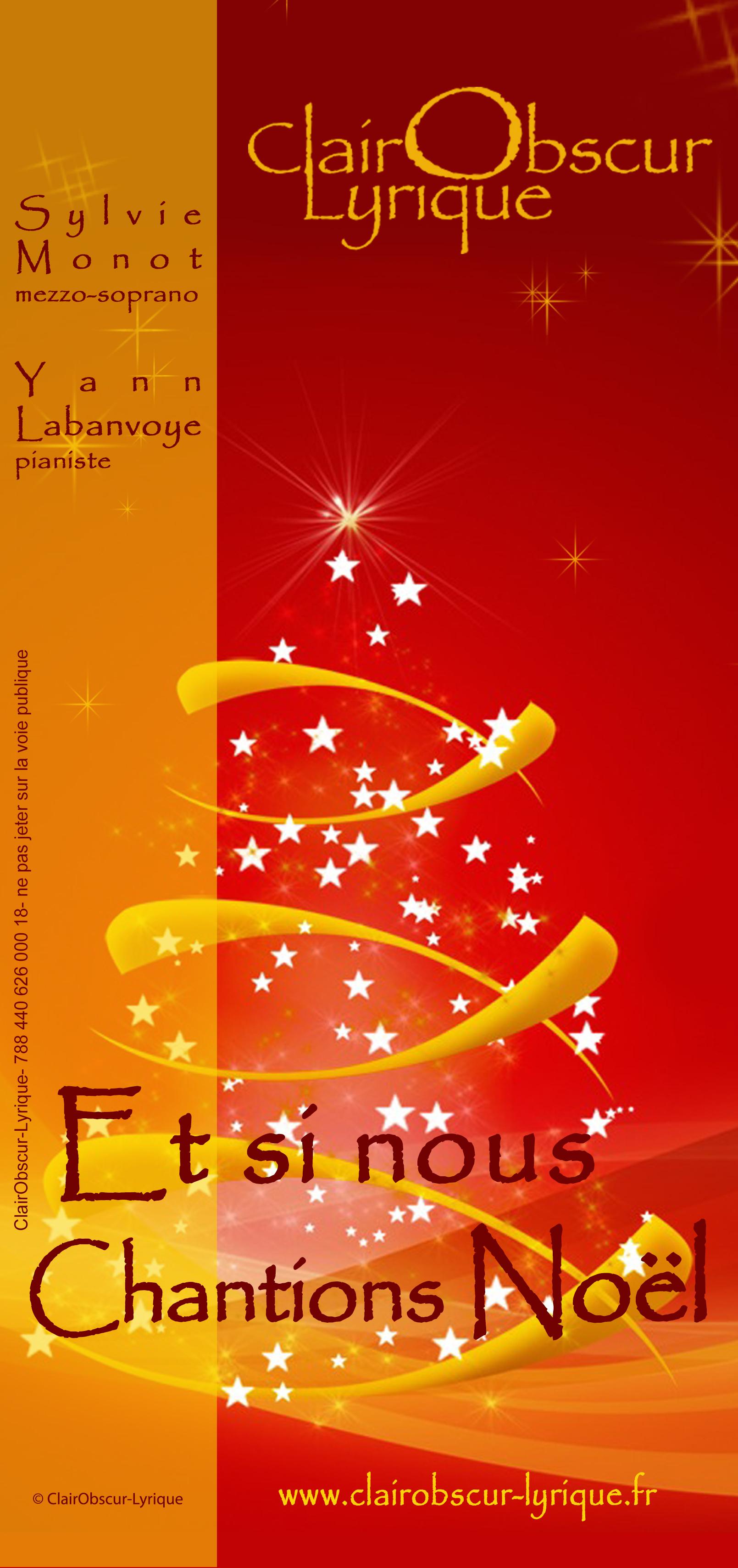 Et si nous chantions Noël… - 0